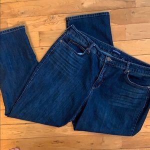 "Plus Size ""Mandie"" Bandolino Jeans"